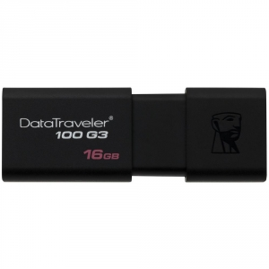 KINGSTON Technology DataTraveler G3 16GB 16GB USB 3.0 (3.1 Gen 1) Tipo-A Nero unità flash USB