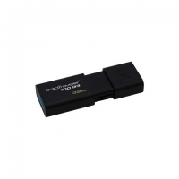 KINGSTON Chiavetta USB DataTraveler 100 G3 32 GB Interfaccia USB 3.0 Colore Nero