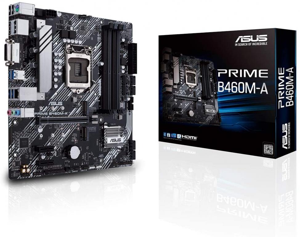 ASUS PRIME B460M-A SK1200