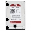 "WESTERN DIGITAL Hard Disk per NAS WD Red 1 TB 3.5"" Interfaccia Sata III 6 Gb / s Buffer 64 Mb Intelli Power"