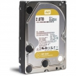 "WESTERN DIGITAL Hard Disk Interno WD GOLD 2 TB 3.5"" Sata III 6GB / s Buffer 64 MB 7.200 Rpm"
