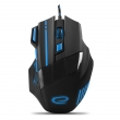 ESPERANZA EGM201B MX201 WOLF - WIRED 7D GAMING OPTICAL MOUSE USB - BLUE