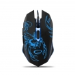 ESPERANZA EGM203B MX203 SCORPIO - WIRED 6D GAMING OPTICAL MOUSE USB - BLUE