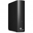 Western Digital Hard Disk Elements Desktop 4TB Interfaccia USB 3.0 Colore Nero