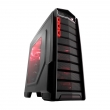 ITEK Case DEFENDER Middle Tower ATX, Micro-ATX Colore Nero Finestrato