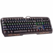 ITEK Tastiera Gaming TAURUS X03 Switch Blu Retroilluminazione multicolor Layout Italiano