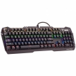 ITEK Tastiera Gaming TAURUS X06 Switch Blu Retroilluminazione Multicolor Layout Italiano